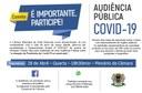 Audiência Pública - Covid 19
