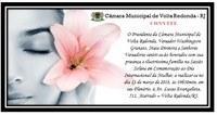 Convite - Dia Internacional da Mulher