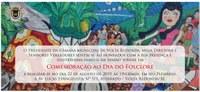 Sessão Solene em comemoração ao Dia do Folclore